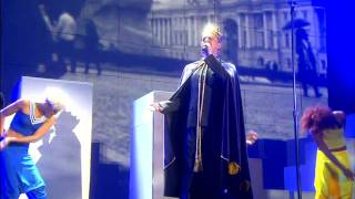 Pet Shop Boys - Se A Vida/Discoteca/Domino Dancing/Viva La Vida (live) 2009 [HD]