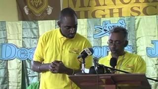 Deaf Sports Jamaica National Sports Day Mandeville 2011