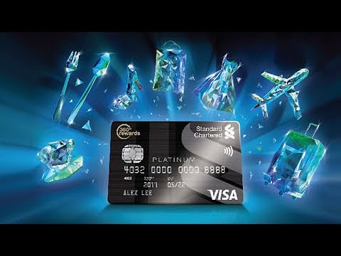 Multiply your points and rewards with Visa Platinum credit card
