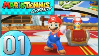 Mario Tennis Open - Part 1 - The Opening Serve