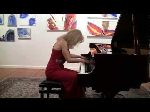 Sophia Agranovich - Chopin Sonata No.3 in B minor (Finale. Presto non tanto)