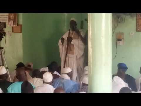 La Cominite chiites de kayes Cheick Mandiaye Barro ouverture de Djouma Coutouba de imam Barro
