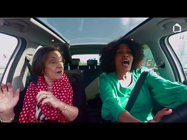 Carpool Karaoke Manoushka Zeegelaar Breeveld
