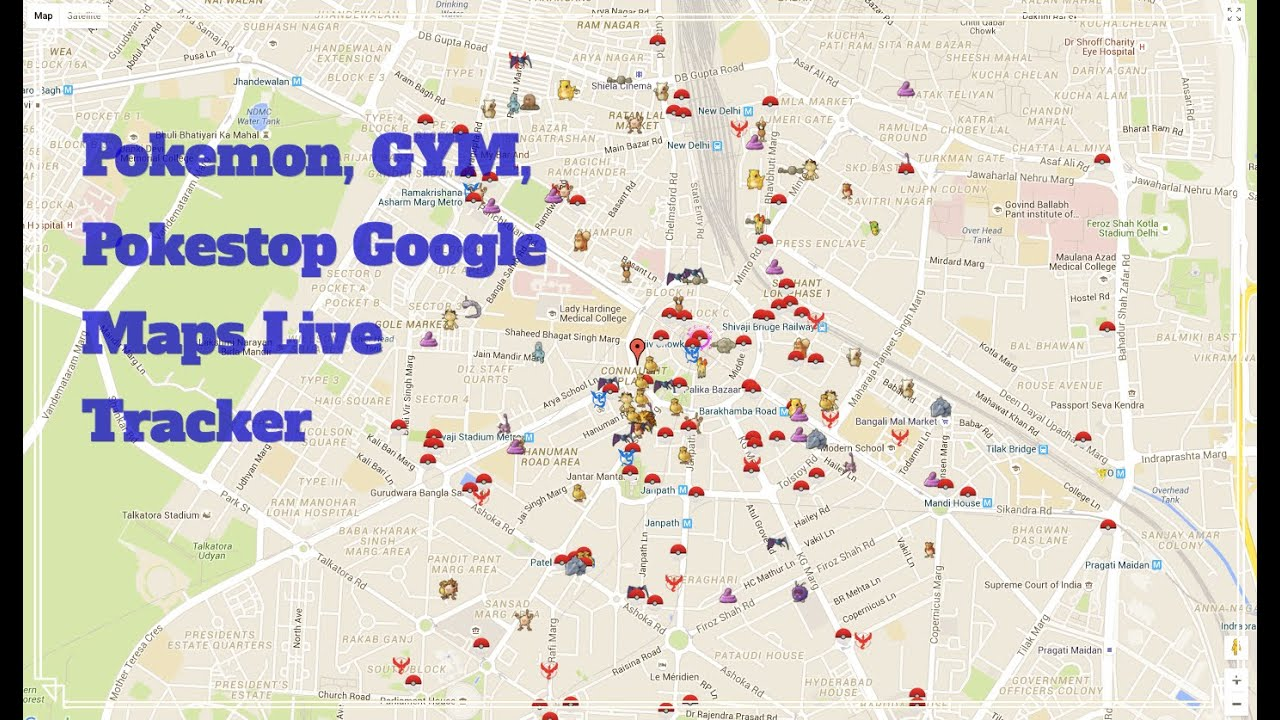easy pokemon google maps location tracer on mac and windows pc with gym andpokestops  youtube. easy pokemon google maps location tracer on mac and windows pc