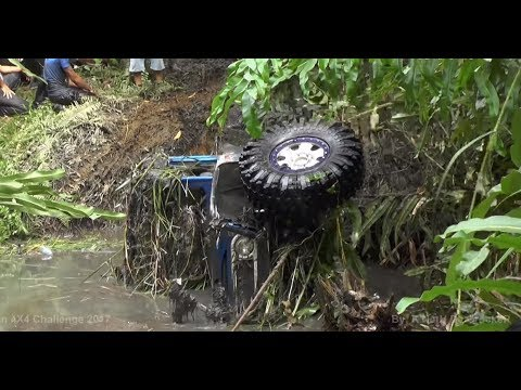 Ranau Kaamatan 4X4 Challenge 2017 - By; KNetH De CrockeR (SS6 - Part1/2)