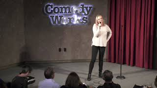 Stephanie McHugh Comedy Works 2-18-18