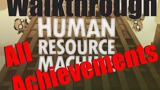 Human Resource Machine - Absolute Positivity/Exclusive Lounge