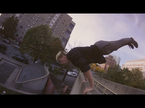 Parkour and Freerunning 2017 - Freerunning Travels