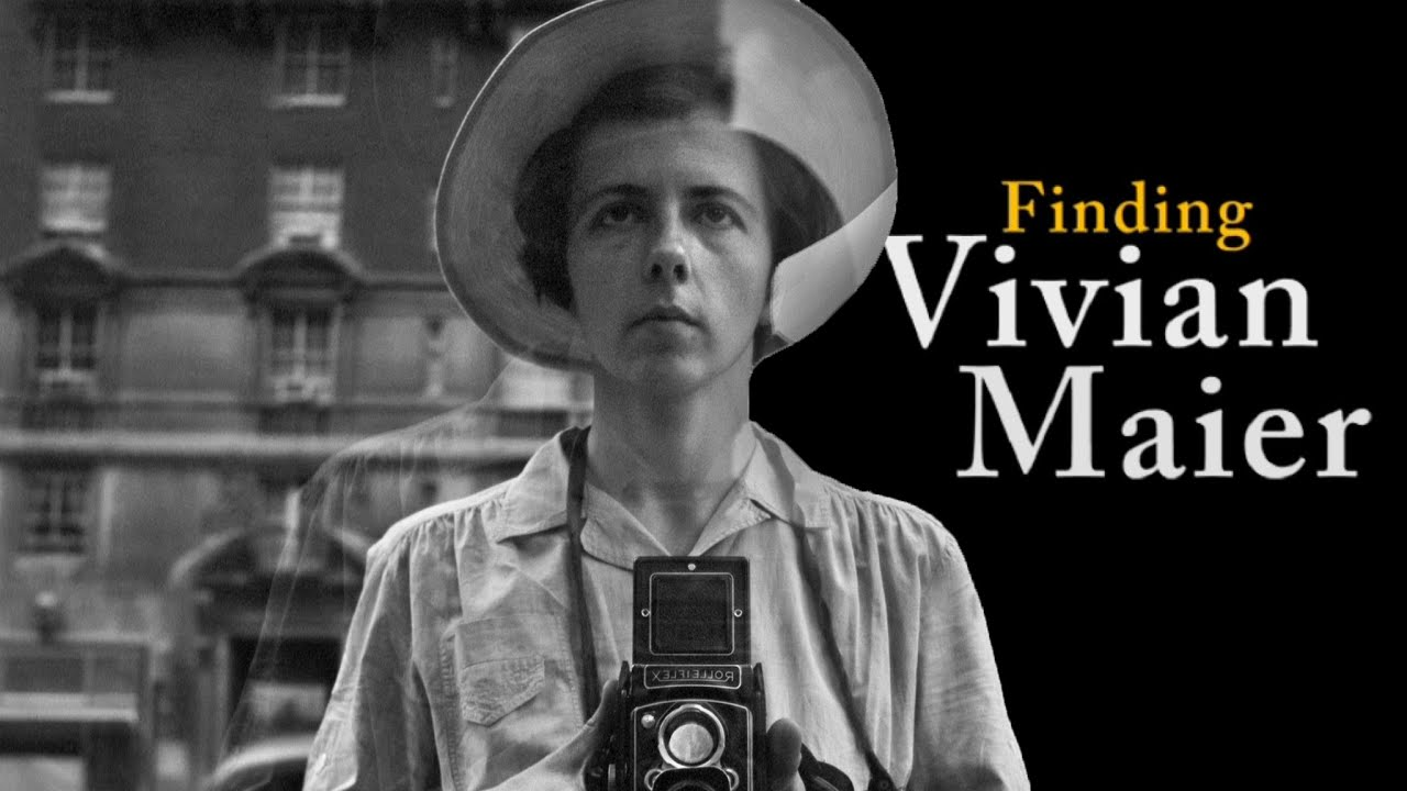 FINDING VIVIAN MAIER with Filmmaker Charles Siskel - YouTube