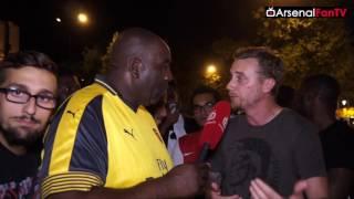 PSG vs Arsenal 1-1 |  Ospina Kept Us In It!
