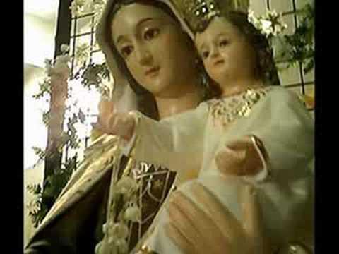 Flor Del Carmelo Canción A La Virgen Del Carmen