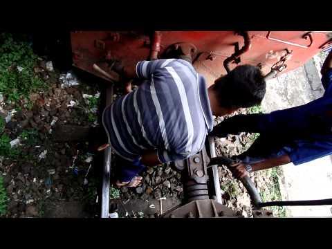 Bangladesh train engine setting (manual)