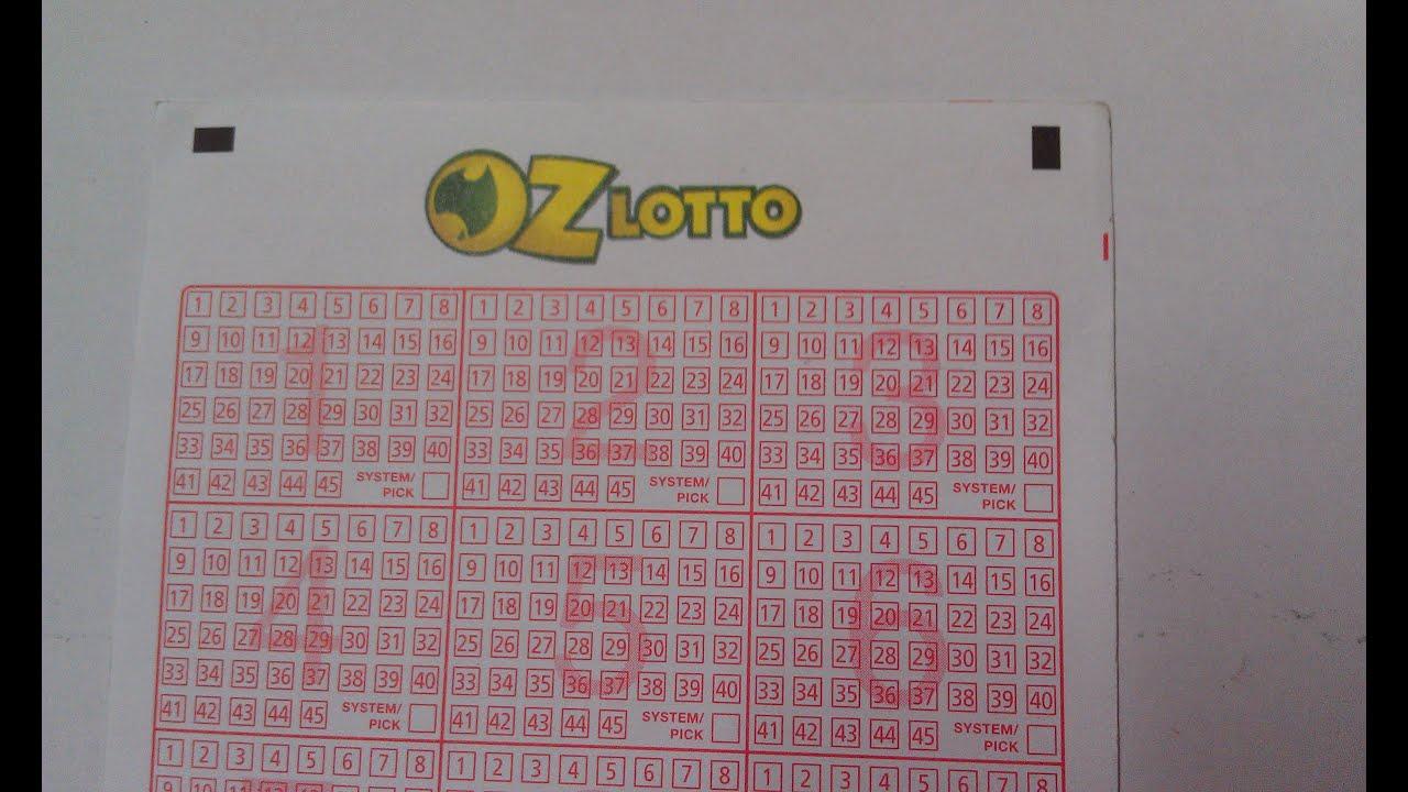 Australian Lottery Odds