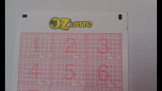 How to Calculate the Odds of Winning Australian Oz Lotto - Step by Step Instructions - Tutorial