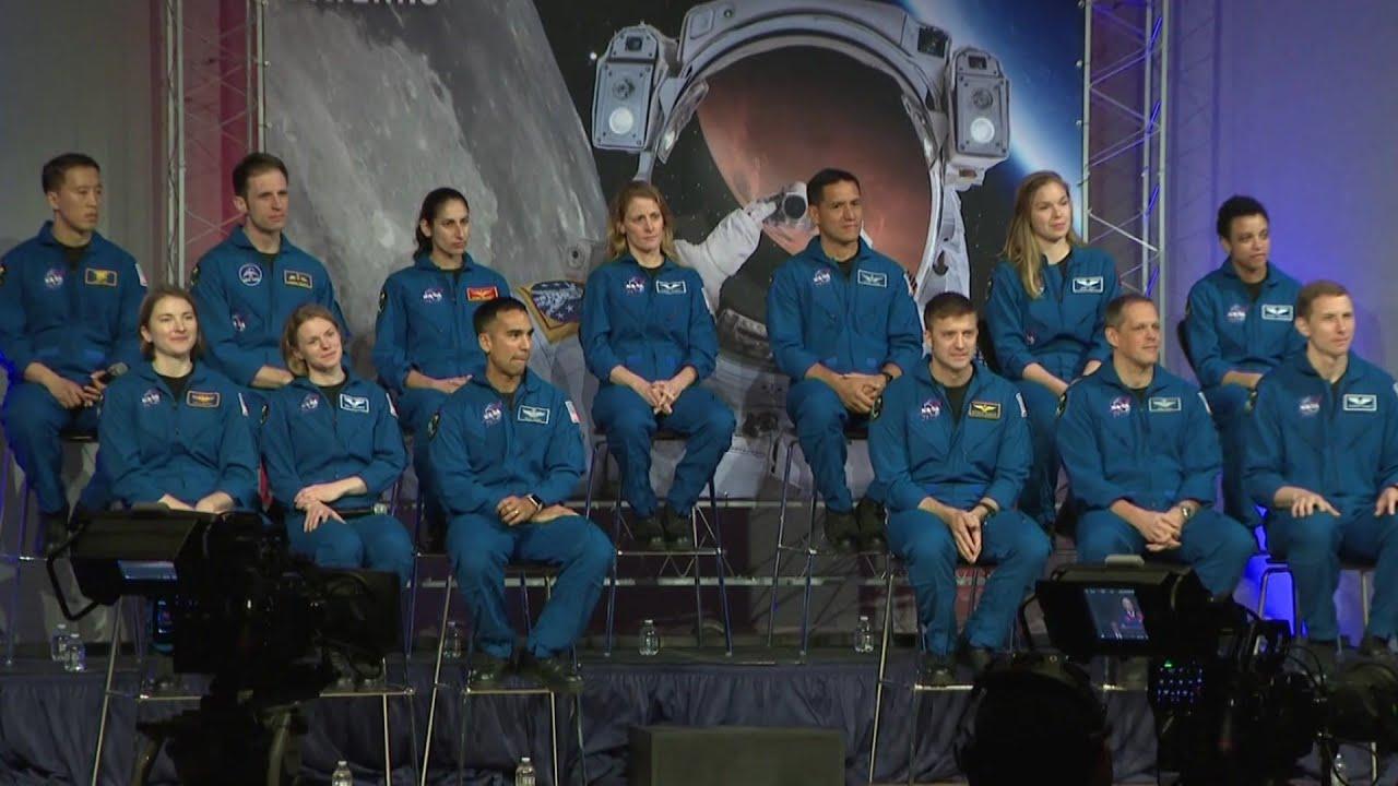 First class of astronauts graduate under the Artemis program - KPRC 2 Click2Houston