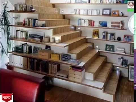 Super creative under stairs storage ideas  shelves and cabinet design