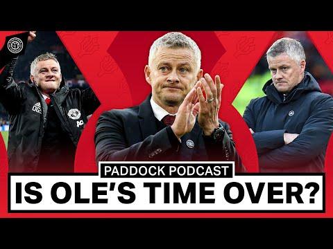 How Long Does Solskjaer Have Left At Manchester United? | Paddock Podcast