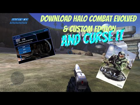 How To Install Cursed Halo (+Combat Evolved +Custom Edition)