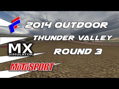2014 Thunder Valley National Motocross