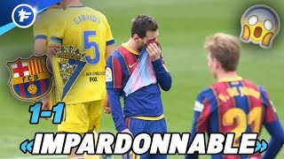 La presse espagnole cartonne le FC Barcelone | Revue de presse