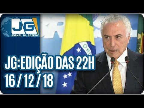 Jornal da Gazeta - Edição das 10 - 16/02/2018