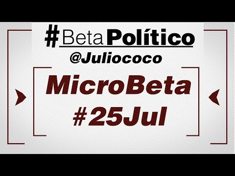 #MicroBeta #25Jul (Audio)