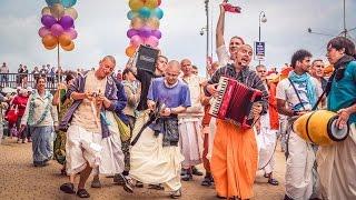 Harinam Sankirtan by devotees of ISKCON