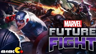MARVEL Future Fight: The Missing Scientist - Chapter 1-1 The Biggest Threat