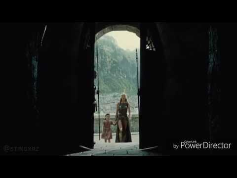 Diana Prince / Wonder Woman • I Forgive You