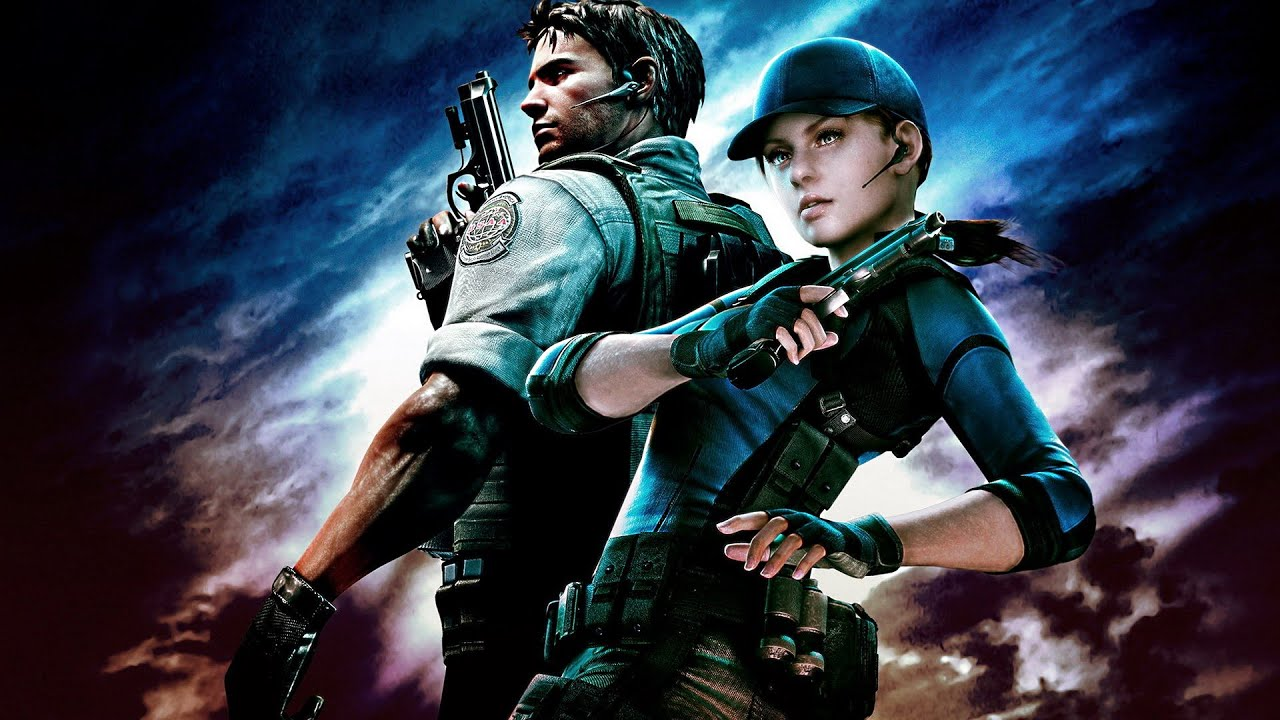 Resident Evil 5 Lost In Nightmares Co Op Professional 185 290