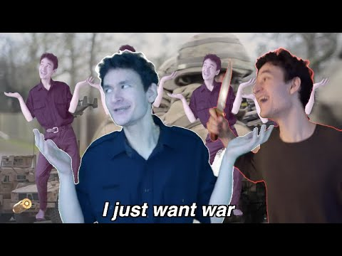 I Want To Die In A War