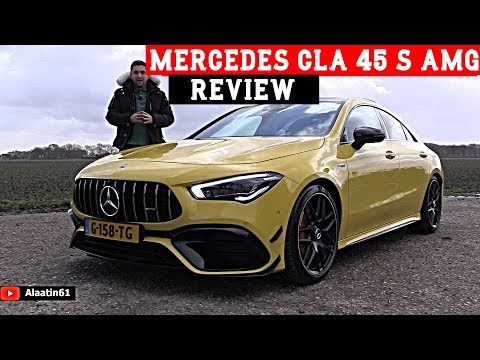 Here's Why This NEW 2020 Mercedes CLA 45 S AMG Is The Best | REVIEW POV Test Drive Interior Exterior