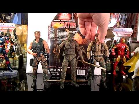 Predator Series 9 Jungle Disguise Dutch by NECA ( wait for the after credits stinger ) streaming vf