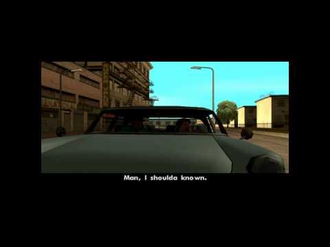 GTA San Andreas Walkthrough - running dog (HD)