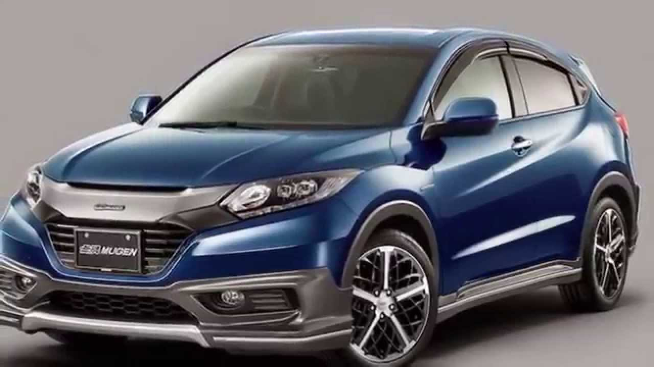 honda vezel hybrid suv gets mugen tuning youtube. Black Bedroom Furniture Sets. Home Design Ideas