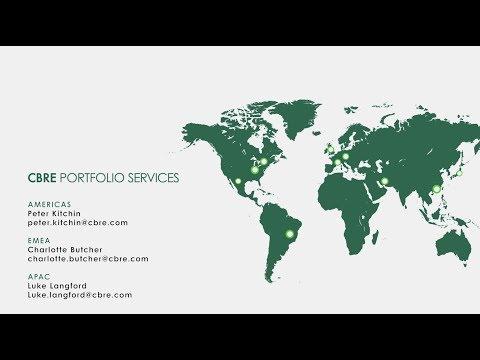 CBRE Portfolio Services