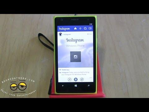 Instagram Beta on Windows Phone 8 Walkthrough Review - Duration: 5:55. free Download :popular-software.com