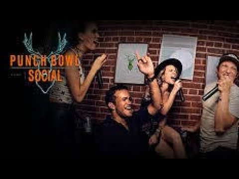 Punch Bowl Social | Best Places To Party | Arcade, Karaoke, Food, Drinks