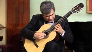 Heitor Villa Lobos Preludium No1 Performed By Vladimir Dozenko