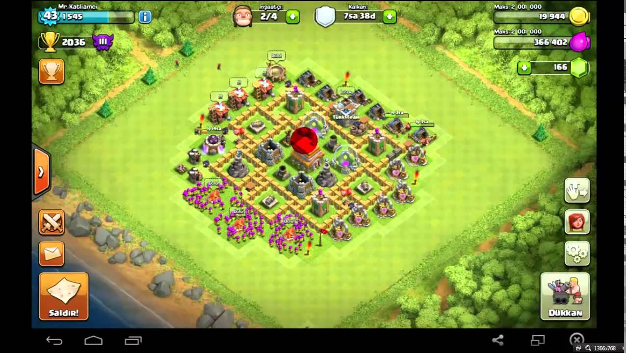 Clash of Clans Yeni Başlayanlar İçin Köy Düzeni Saldırı Ve Savunma Taktikleri