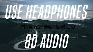Gryffin, Elley Duhé - Tie Me Down 3D audio (USE HEADPHONES)