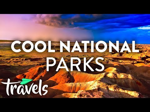 Top Underrated US National Parks   MojoTravels
