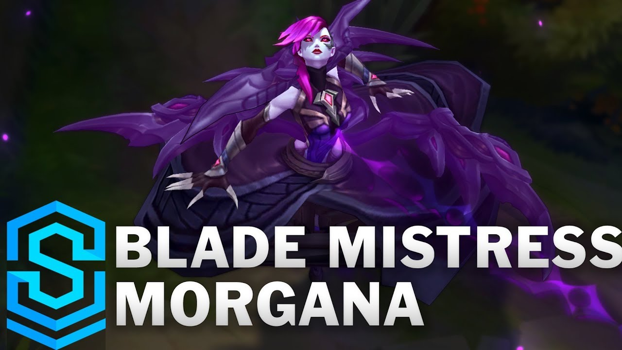 League Of Legends Patch 95 Notes Kayle And Morgana Reworks Pcgamesn