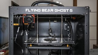 Обзор 3D принтера Flying Bear Ghost 5.