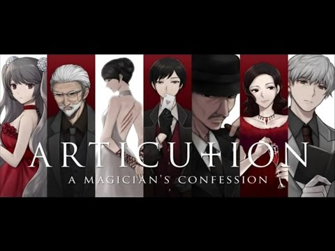 【MV】『ARTICUTION/Confession Of A Magician』ELECTROCUTICA X Touyu ~ (Lyrics Fr And Eng)