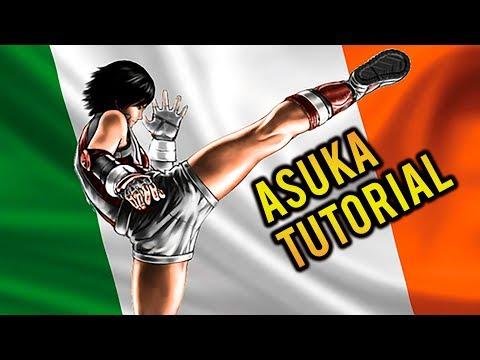 Tekken 7 - Asuka Kazama Guide By CKT Fergus