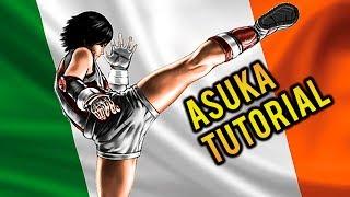 Tekken 7 - Asuka Kazama Guide By UYU Fergus
