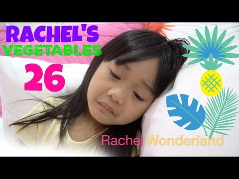 Kaycee Meet Rachel EP 26 RACHEL'S VEGETABLE