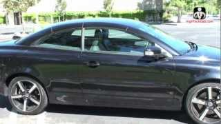 Every Drive...A Vacation! - Review of the 2012 Volvo C70 Convertible