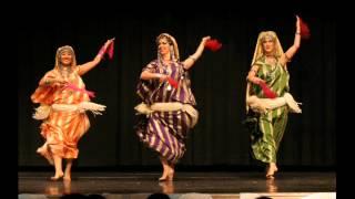 Tunisian Folk Music - Cocktail Fatma Bou Saha - Mezoued